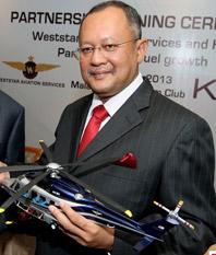 Tan Sri Syed Azman
