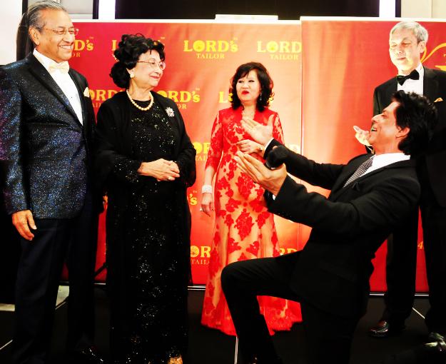 mStar Online: Shah Rukh Khan Kagum Dengan Falsafah Tun Mahathir