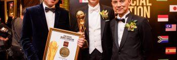 LORD's won The BrandLaureate World Award