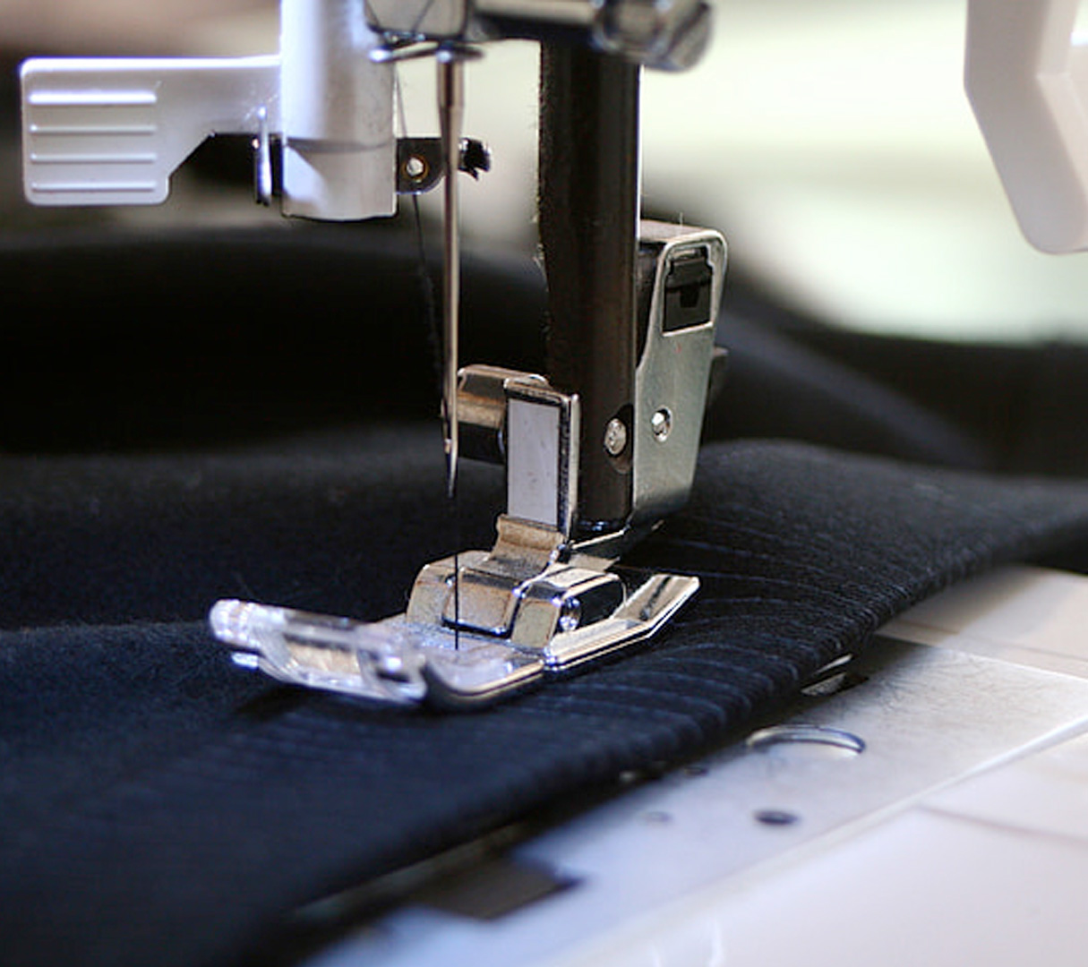 Bespoke - Sewing in Final Construction