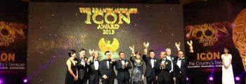 Robert Loh wins The BrandLaureate Great Entrepreneur Brand ICON Leadership Award