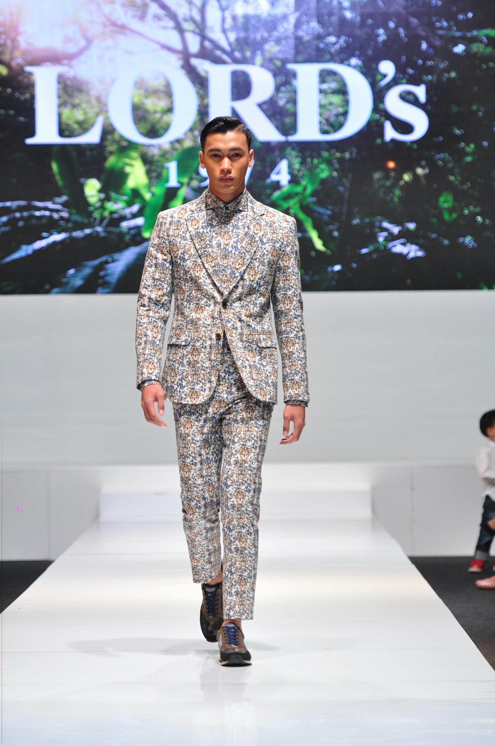 Pavilion Pitstop 2016 : LORD's 1974 Spring/Summer 2017 – Jungle Fever