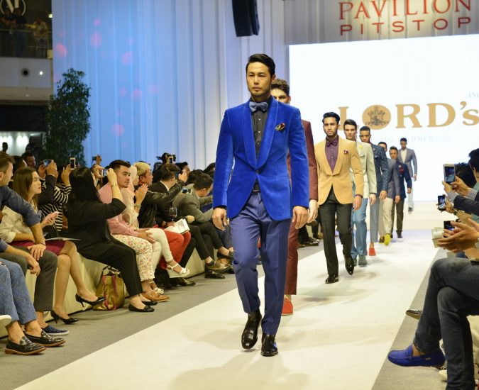 Pavilion Pitstop 2015 – LORD's Spring/Summer 2015– An Italian Holiday