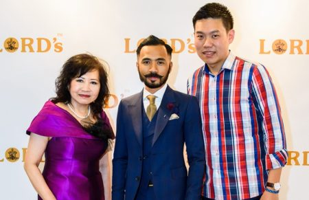 Malaysia Tatler : Pavilion Pitstop 2015: Lord's Tailor Spring/Summer 2015 menswear collection