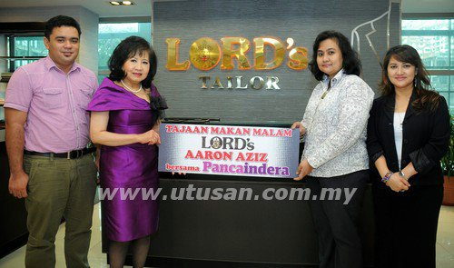 Lord's Tailor featured on Utusan Online