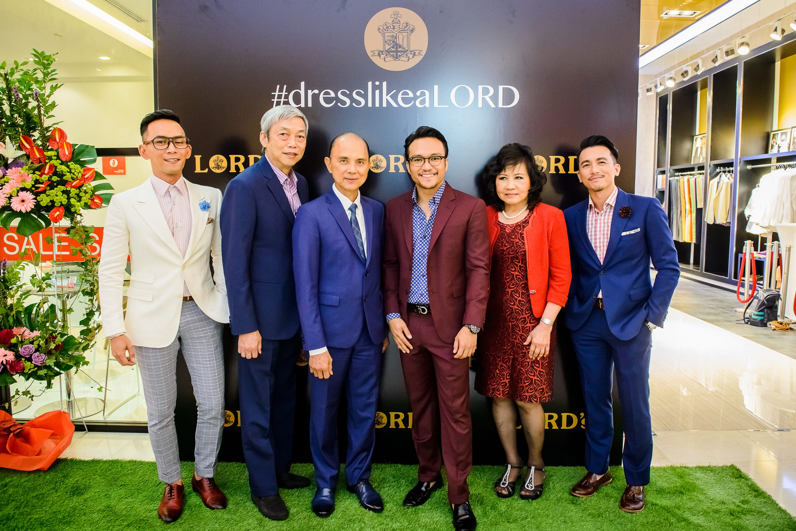 DresslikeaLORD – eCommerce Launch