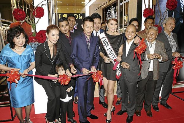 The Star Online : Ready-to-wear store opens