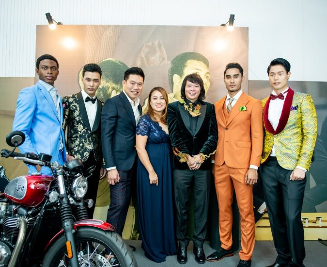 Kee Hua Chee: LORD'S TAILOR CELEBRATED ITS 45th ANNIVERSARY