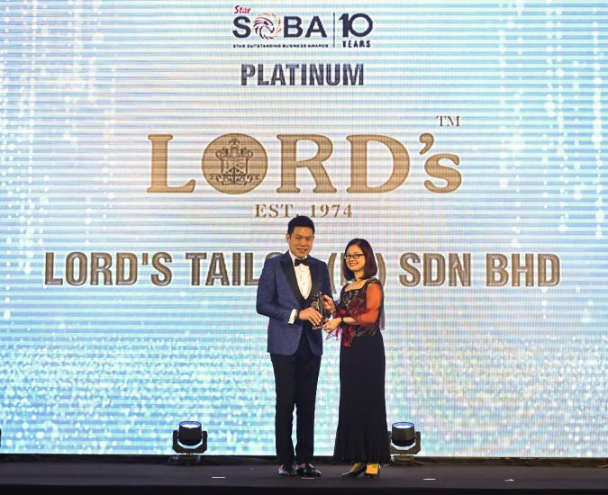 SOBA 2019 – BEST BRAND (PLATINUM) AWARD