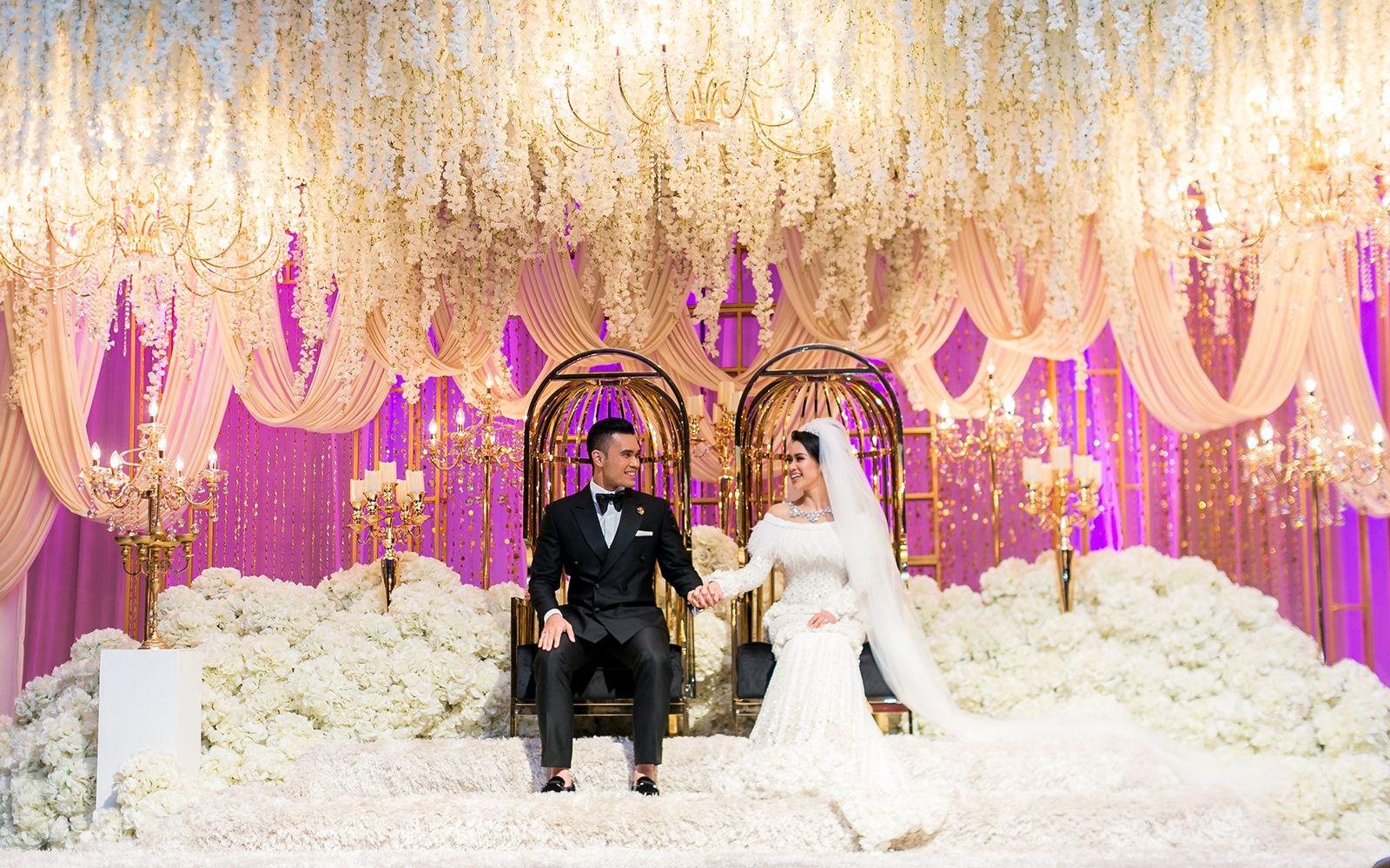 Wedding of Fazliana Dato' Abd Rashid and Farid Razali