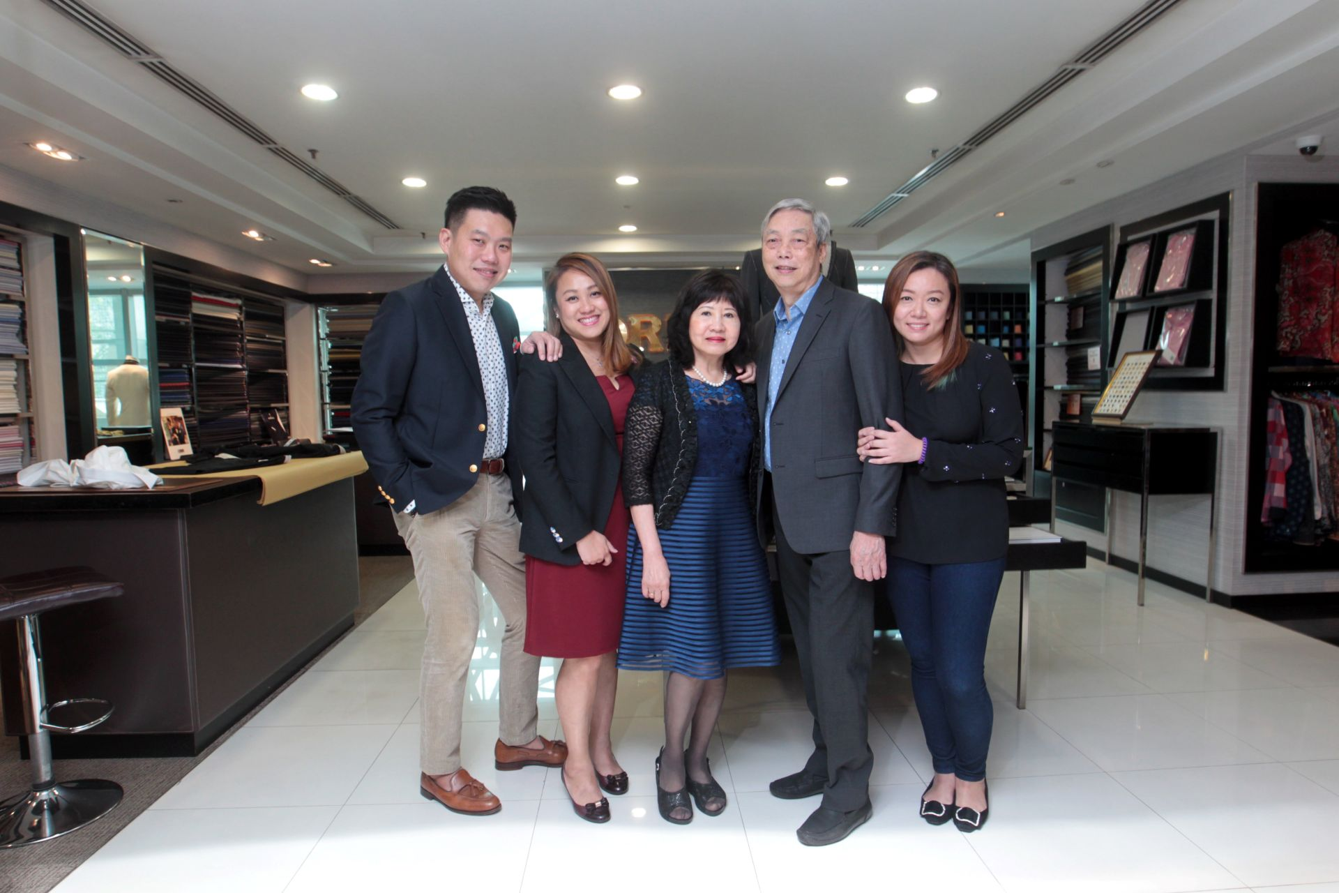 The Star: Renowned Malaysian tailors, Lord's, win World Branding Award
