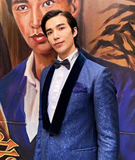 "Ludi Lin in ""The Ghost Bride"""
